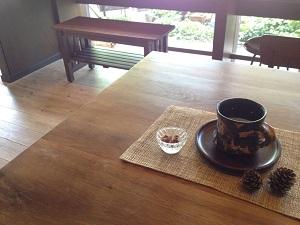 松ぼっくりコーヒー