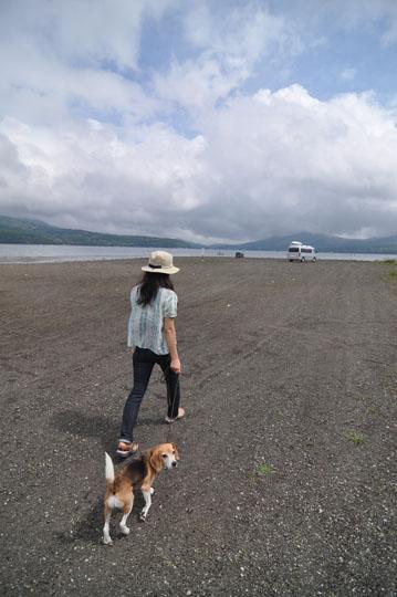 000山中湖散歩