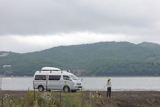 013湖畔散歩