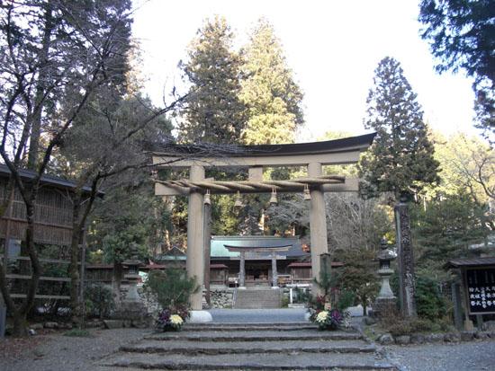 丹生川神社・下社01