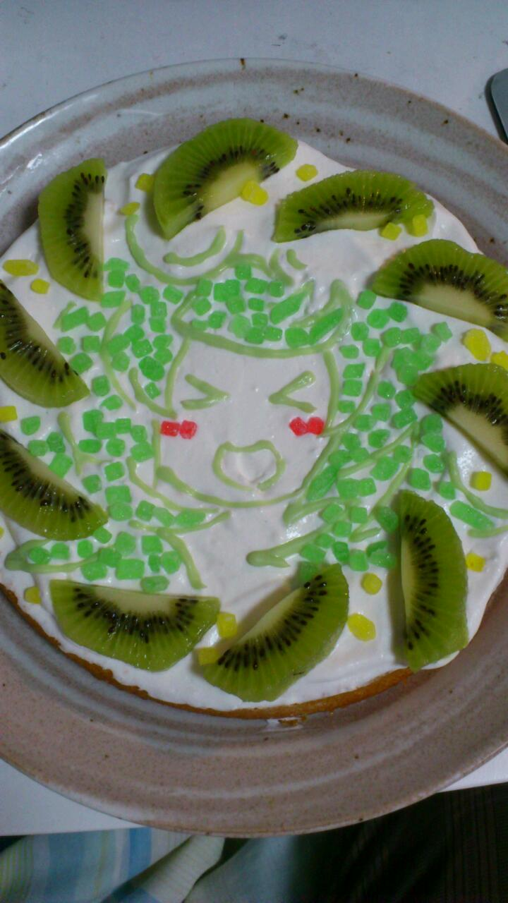 アルケミケーキ
