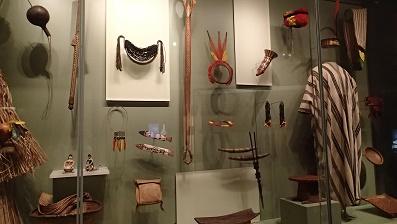 アメリカン・インディアンの収蔵品2