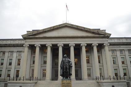 department of treasury