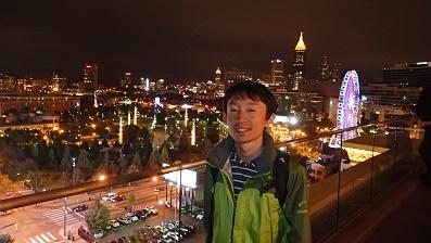 アトランタの夜景5
