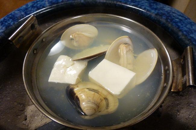 蛤の湯豆腐(剣客商売)