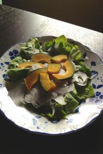 サラダかぼちゃ写真R