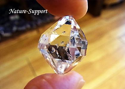 ハーキマーダイヤモンド007