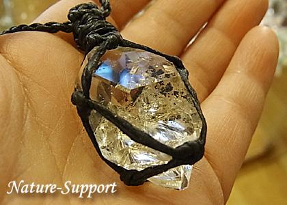 ハーキマーダイヤモンド008