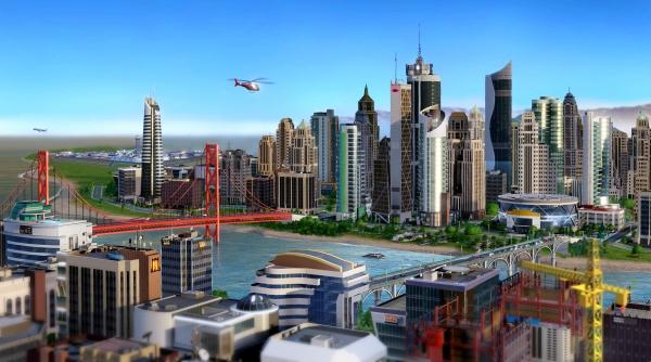 SimCity Panoramic