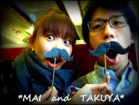 TAKUYA+MAI