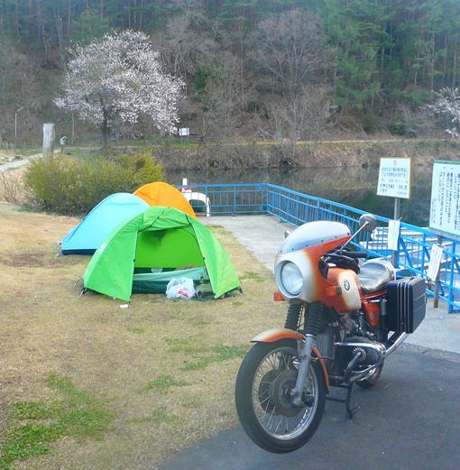 九竜湖キャンプ場