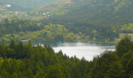 多分芦ノ湖