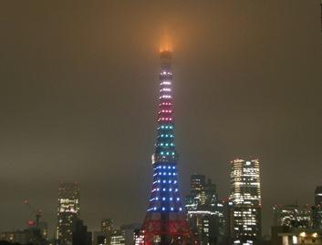 353東京タワー電波塔最後の日