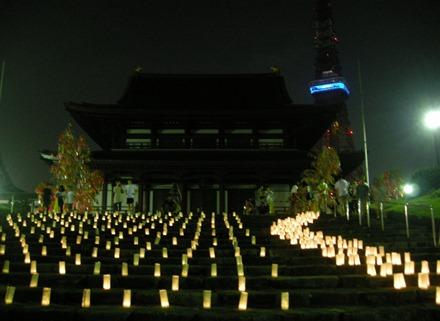 440増上寺の七夕祭り