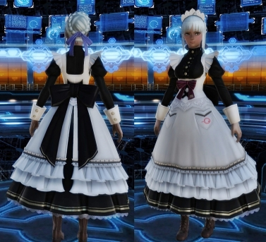 メイドドレス2