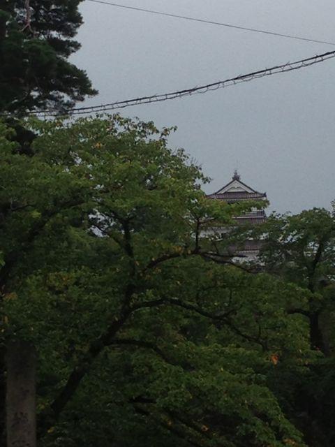 鶴ヶ城天守閣