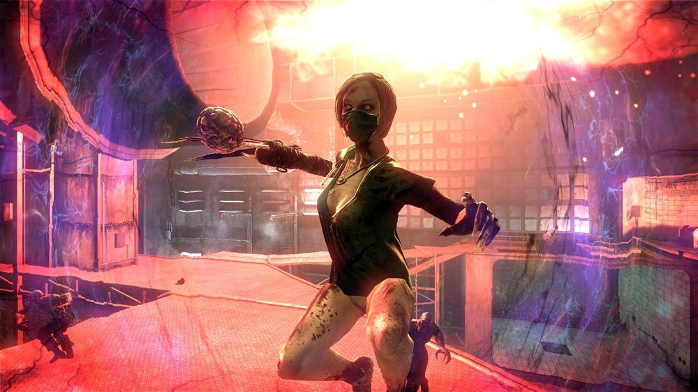 注目のFPSオンラインゲーム 『アライアンス オブ ヴァリアント アームズ:AVA』