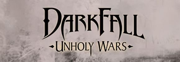 新作オンラインゲーム『 DARKFALL(ダークフォール) 』