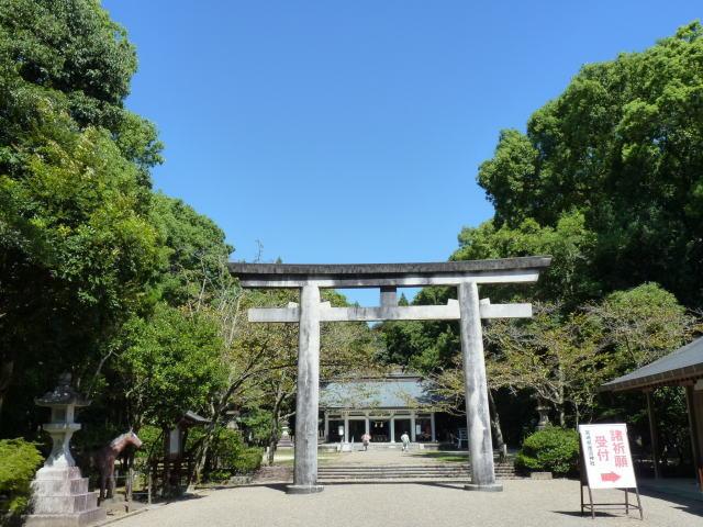 宮崎護国神社
