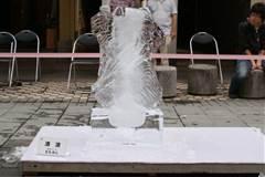 2013氷の彫刻9