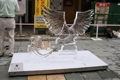 2013氷の彫刻12