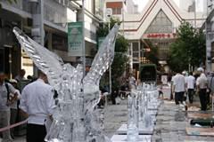 2013氷の彫刻14