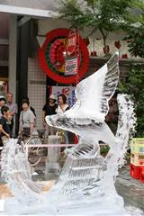 2013氷の彫刻15