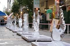 2013氷の彫刻17