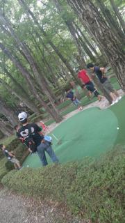 パターゴルフ圧縮
