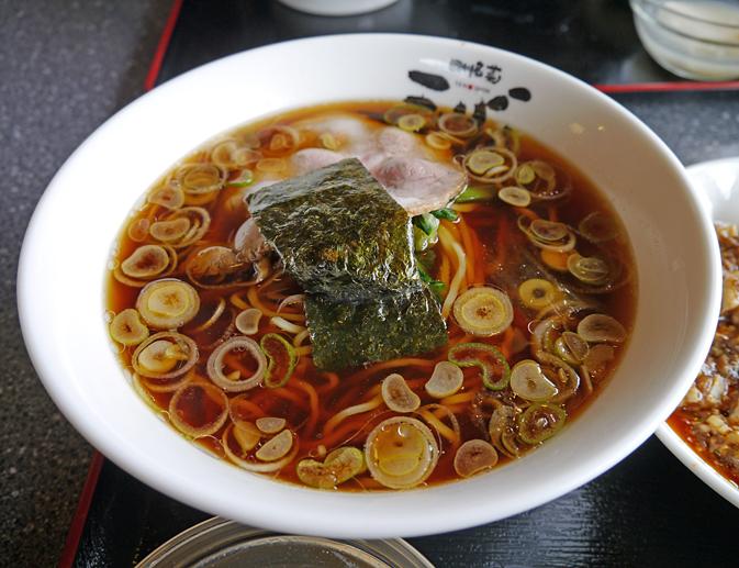 天心麻婆豆腐ランチラーメン