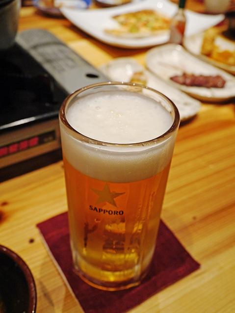 美奈味ビール2