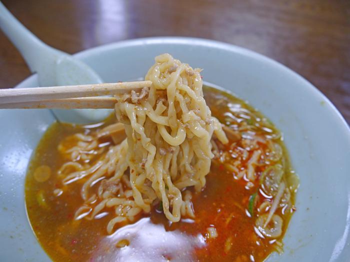 生江辛味中華からみ麺