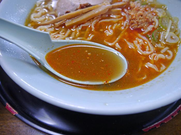生江辛味中華スープ