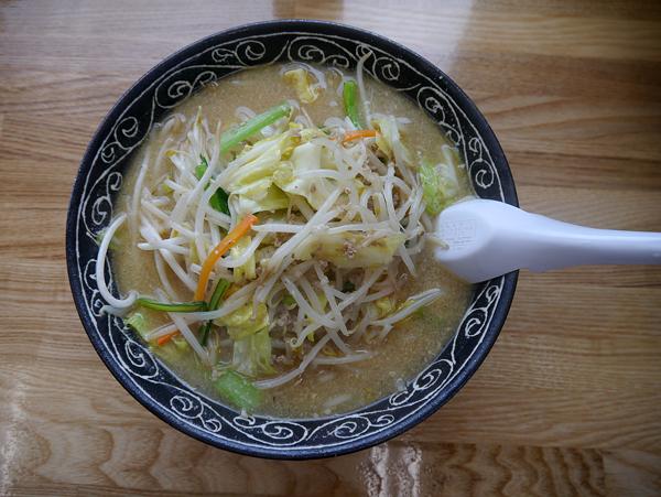 麺しょう味噌タンメン1