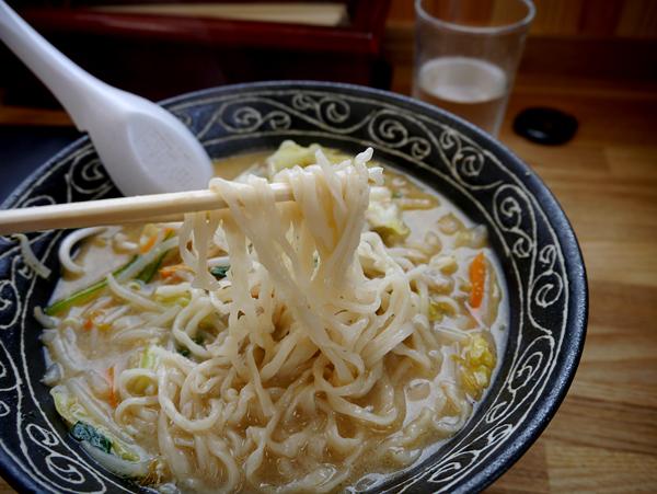 麺しょう味噌タンメン麺