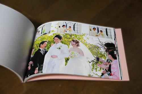 結婚式アルバム2