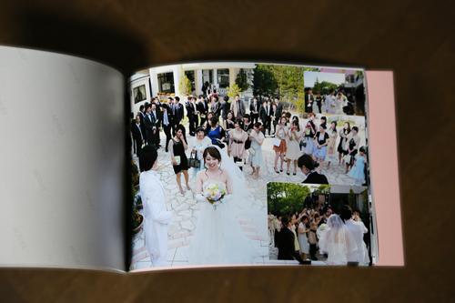 結婚式アルバム3