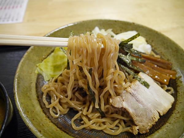 つけ麺吉岡全粒麺