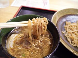 つけ麺吉岡全粒麺2