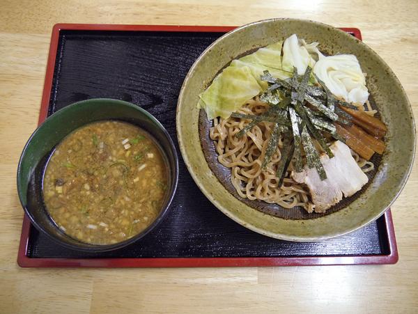つけ麺吉岡香しょうゆ1