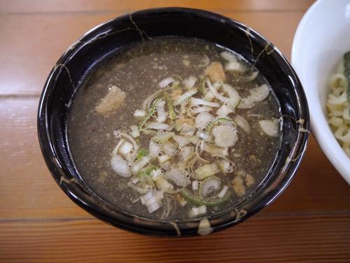 大笑家つけ麺スープ