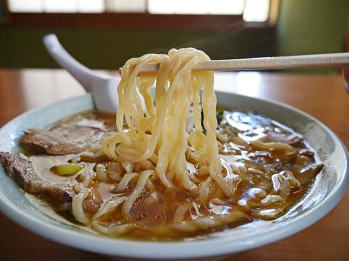 かやの食堂麺