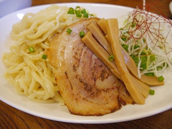 信成つけ麺チャーシュー