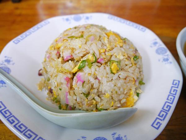 菜華軒半チャーハン2