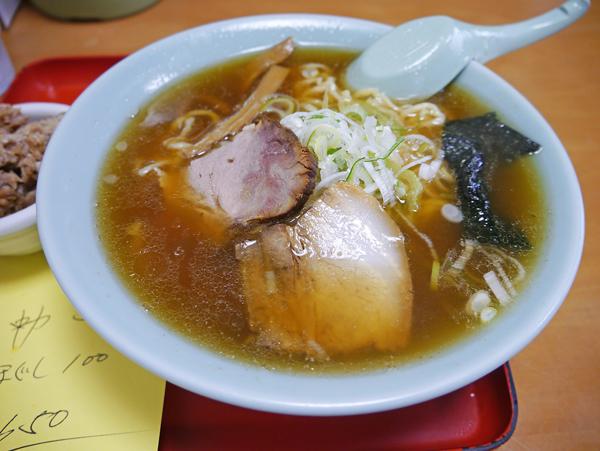 生江食堂中華豚ほぐし2