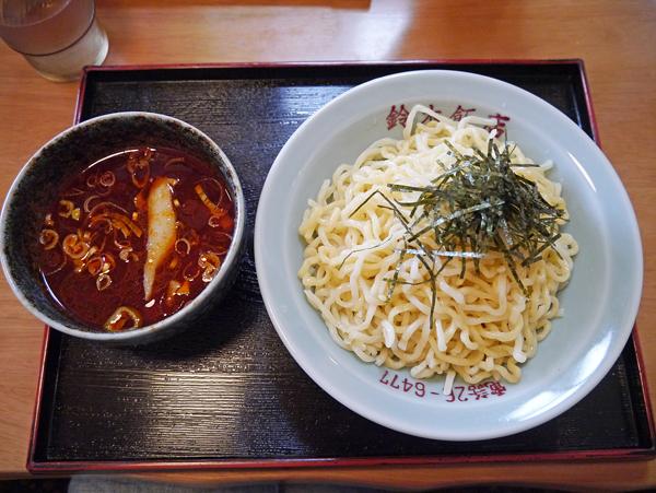 鈴木飯店つけ麺