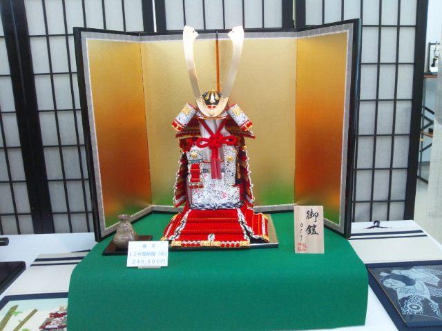 DSC_0598丸 白糸鎧