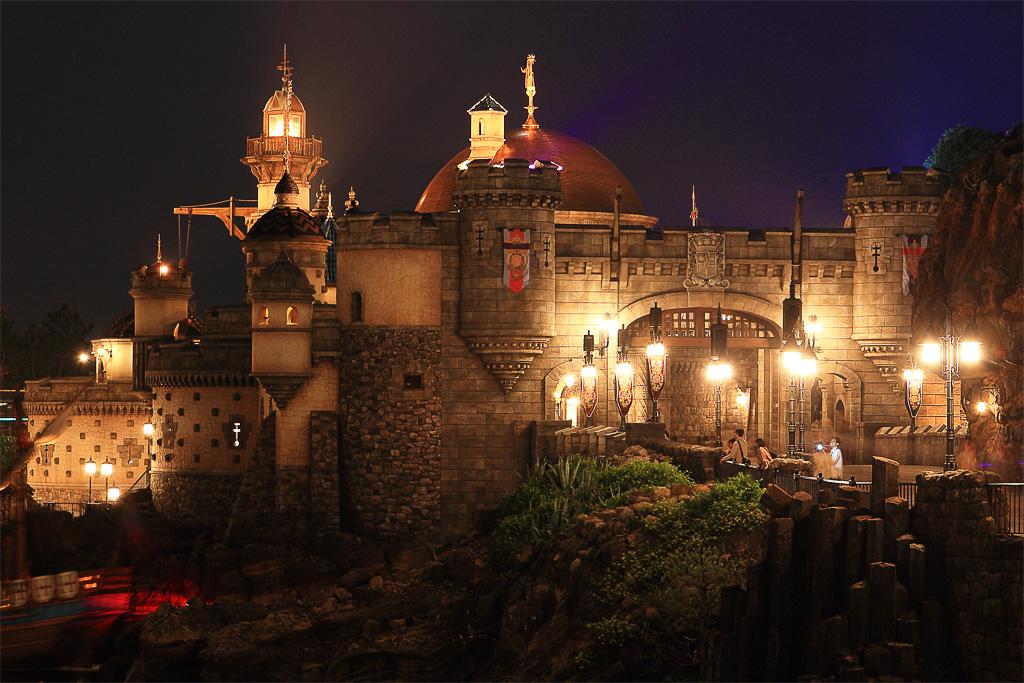 夜の要塞(フォートレス・エクスプロレーション)