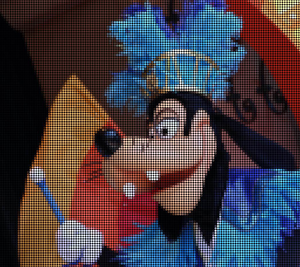 DOT DE Goofy