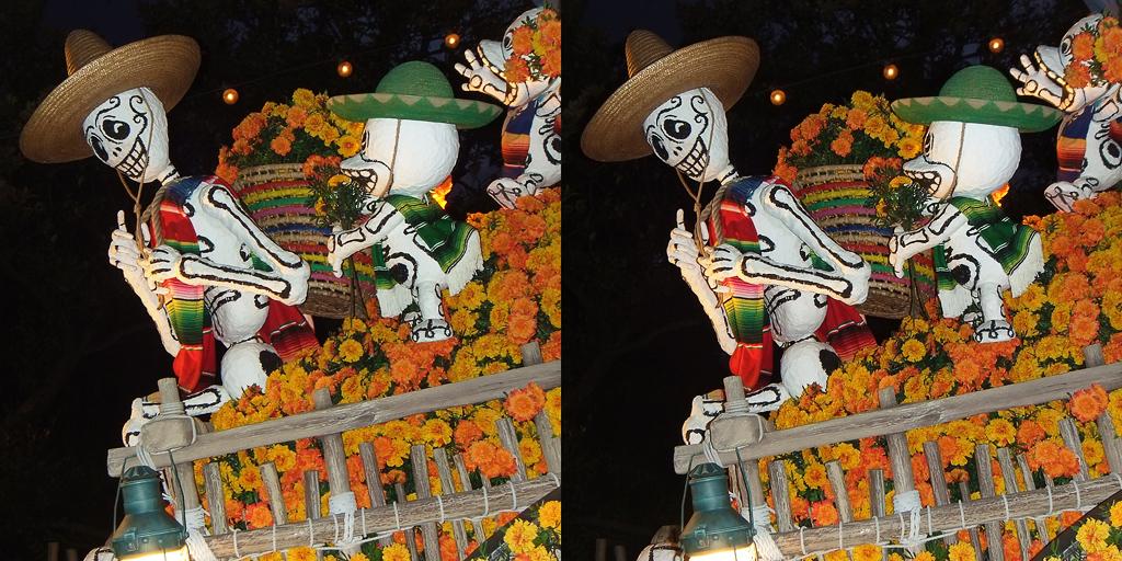 「すてきな写真」その1(ロストリバーデルタ)(東京ディズニーシーのハロウィーン2013!)